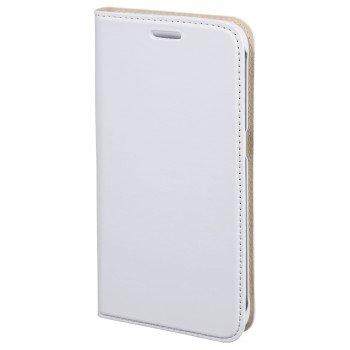 Hama Booklet Slim für Samsung Galaxy 6Rand, weiß