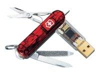 Victorinox 4.6026.TG2 2GB USB 2.0 Rojo unidad flash USB - Memoria USB