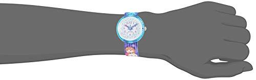 FlikFlak Mädchen Analog Quarz Uhr mit Stoff Armband FLNP027 - 3