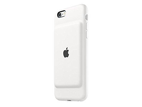 21dniGKP%2BlL - [Amazon] Original Apple iPhone 6s Smart Battery Case in weiß für nur 66,99€ statt 80€