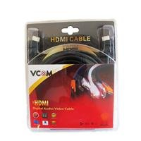 VCOM 10m Gold Plated HDMI To HDMI Cable 1.4V Ethernet & 3D Capable 10m Gold Plated