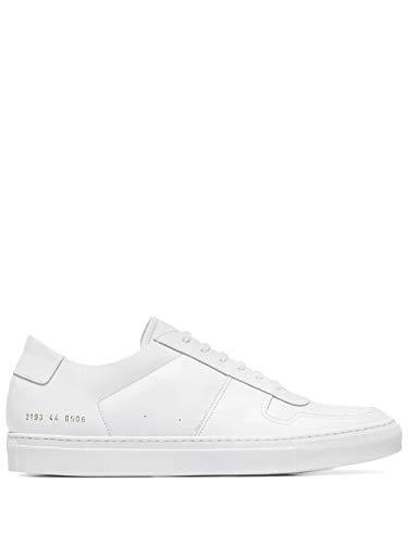 COMMON PROJECTS Herren 21930506 Weiss Leder Sneakers