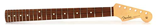 Fender Classic Player 60's Stratocaster® Hals, 21 Medium Jumbo Bünde, Pau Ferro, C-Shape (Bass Fender Guitar Jaguar)