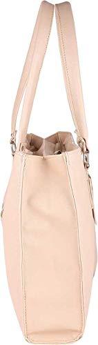 JSPM Women's Adjustable Strap Cream Handbag Image 3