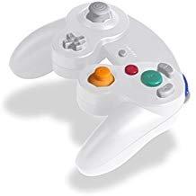 techken Nintendo WII Controller Gamecube WII U Ersatz Wired Classic Controller Gamepad für Nintendo Gamecube WII (Remote Wii Für Gamecube)