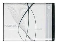 Nokia BL-5B Akku 890 mAh Li-Ion