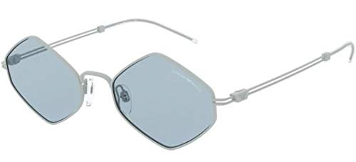 6697351e34 Gafas de Sol Emporio Armani EA 2085 MATTE BLUE/BLUE hombre