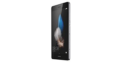 Huawei P8 Lite - Smartphone libre Android  pantalla 5   Octa-core  2 GB RAM  16 GB  c  mara 13 MP   color negro