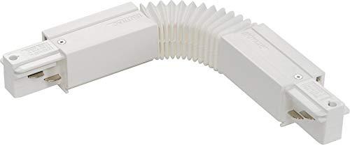 SLV FLEX-VERBINDER Indoor-Lampe Kunststoff Weiß Lampe innen, Innen-Lampe -