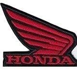Patch Honda Alas Moto Racing Corse Logo cm 6x 5Parche