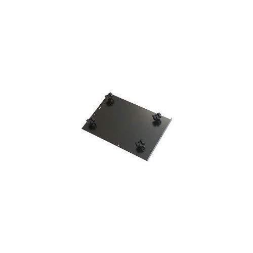 BISLEY MultiDrawer Rollenuntersatz für Schubladenschränke 29er + 39er Serie DIN A3, Metall, 333 Schwarz, 41.5 x 29 x 86 cm
