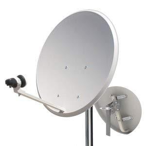 Tecatel tv satelite - Antena parabolica modelo-b 60cm