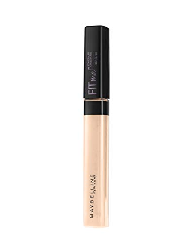 Maybelline New York Corrector de Ojeras Fit Me, Tono 015 Fair