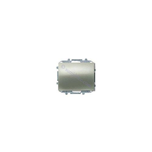 Niessen olas - Tapa ciega serie olas acero perla