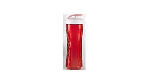 Domo DO434BLBG Drinkfles 600ml Rood