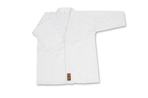M.A.R International Ltd Kendo-/Aikido-Jacke Gear Baumwolle Stoff Weiß 140 cm weiß -