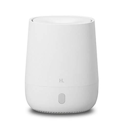 ZLJFF Xiaomi Youpin HL Mini Diffusore Umidificatore Portatile per Umidificatore d\'Aria 120Ml Silenzioso Generatore di Nebulizzazione per Aromatico 7 Colore Chiaro per L\'Ufficio,