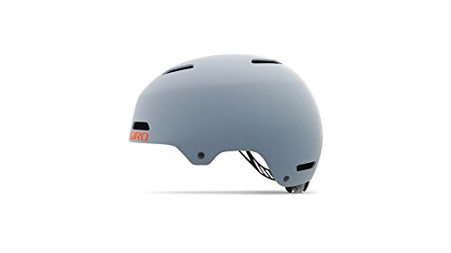 Giro Quarter FS bicicleta casco, todo el año, unisex, color mat grey, tamaño large
