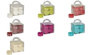 PAPSTAR Teelichter, Durchmesser: 38 mm, weiß - Pro Style Wärmer