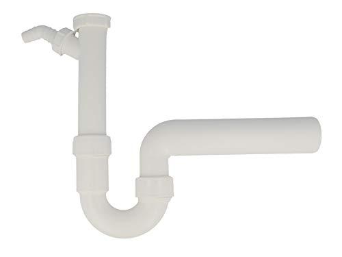 Viega Röhrengeruchverschluss für Spülen A 1 1/2Zoll, B 50 mm, 1 Stück, VIE102838