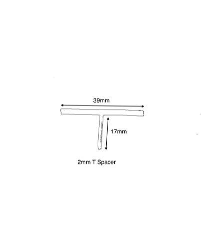punti zenith 130//e 548 e 590 Confezione da 1PZ MOD 6//4 mm in acciaio naturale