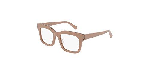 Stella McCartney - FALABELLA SC0045O, Rechteckig Acetat Damenbrillen