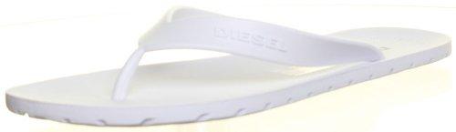 Diesel , Chaussons pour homme Blanc - blanc