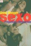 SEXO. PREGUNTAS Y RESPUESTAS par Anne Hooper