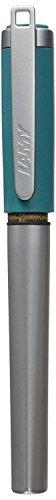 Lamy 1225216 Füllfederhalter F Modell nexx M 094, silber/grün