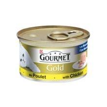 Gourmet Oro pollo Paté (12 PACK) 85g
