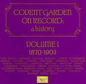 Covent Garden on Record Vol 1 [Import anglais]
