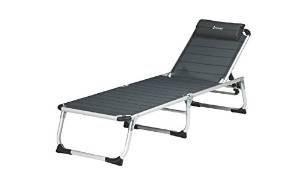 Plage cAMPING-oUTDOOR-loisirs chaise longue trois pieds, appuie-tête rembourré avec chaise longue auvent protégeant du soleil-couleur tERRA sTABIELO pratique transportable chaise longue pliable en aLUMINIUM en sTABIELO d s-charge maximale : 120 kg-holly ® produits sTABIELO-version eXKLUSIV-longtemps alimentation avec contre supplément holly fÄCHERSCHIRMEN sur demande-innovation fabriqué en allemagne-holly sTABIELO holly-produits sunshade -