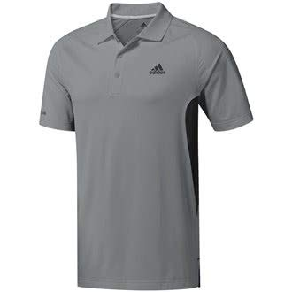 adidas Herren Ultimate 365 Climacool Solid Polo Poloshirt, Grau (Gris Dz5572), Small