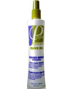 Profix Organics Olive Oil Braids Spray Medicated 355ml