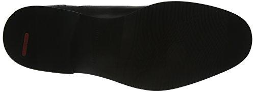 Rockport Stylepurpose Moc Slipon, Mocassins Homme Noir - Noir
