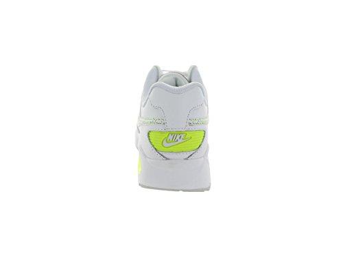 Nike AIR MAX COLISEUM Weiss Gelb Damen Sneakers Schuhe Neu Weiß