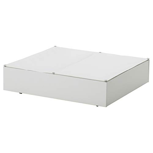 IKEA ASIA VARDO Bettkasten, Weiß