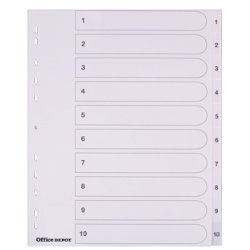 polypropylene-punched-dividers-a4-extra-wide-1-10-numeric-white