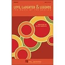 The Beatles: Love, Laughter And Legends (2-Part). Partituras para Coro en 2 Partes