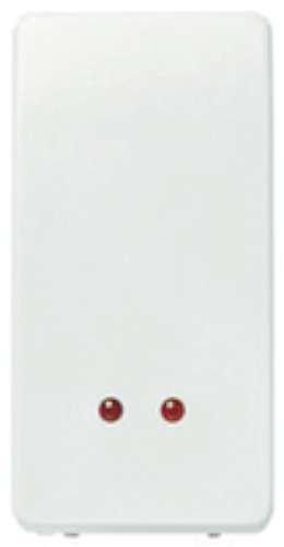 Niessen stylo - Interruptor monofasico piloto serie stylo blanco marfil