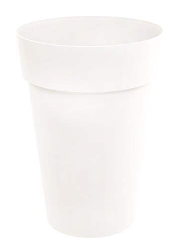 EDA Plastiques 13630 BL SX3 Toscane Vase Haut 46 x 65 cm