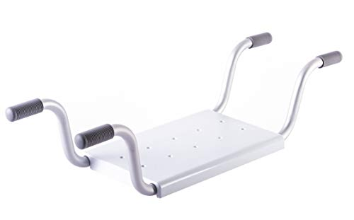 OrtoPrime Tabla para Bañera Ortopédica | Asiento de Baño Antideslizante | Peso...