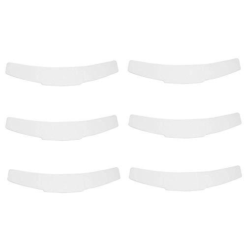 IvyRobes Tab Kragen für Klerushemden Oder Cassock Roben (6 Stücke)
