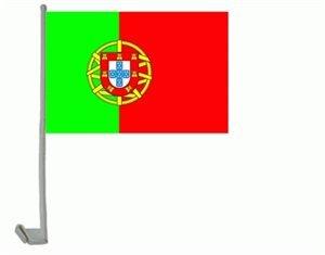 Preisvergleich Produktbild trends4cents Autoflagge Autofahne Portugal 30 x 40 cm