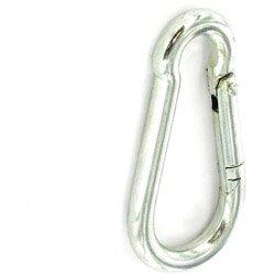 Securit Tableau noir chaîne mousqueton Galvanisé Pour
