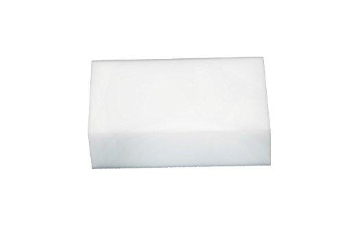 Générique Magique Nettoyant Gomme Eponge Mélamine Mousse de Haute Qualité 110 X 70 X 50mm, Grande Taille (paquet de 28)