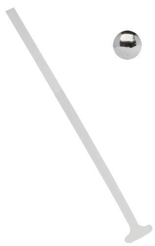 madonna-ombelico-labbro-teflon-12-mm-bianco-con-lame-in-sfera-4-mm