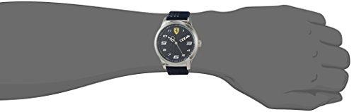Scuderia Ferrari Reloj Analógico para Niños de Cuarzo con Correa en Silicona 840020