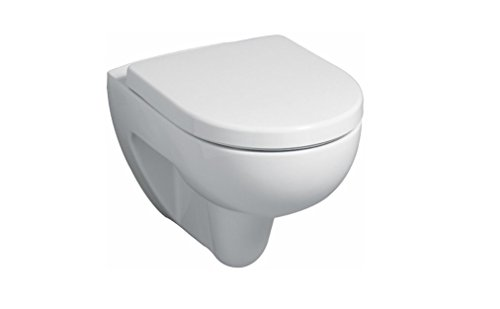Preisvergleich Produktbild Keramag Wand-WC Renova Nummer 1, Tiefspüler, 1 Stück, weiß, 203040000