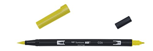 tombow-dual-brush-026-rotulador-doble-punta-pincel-color-amarillo-dorado